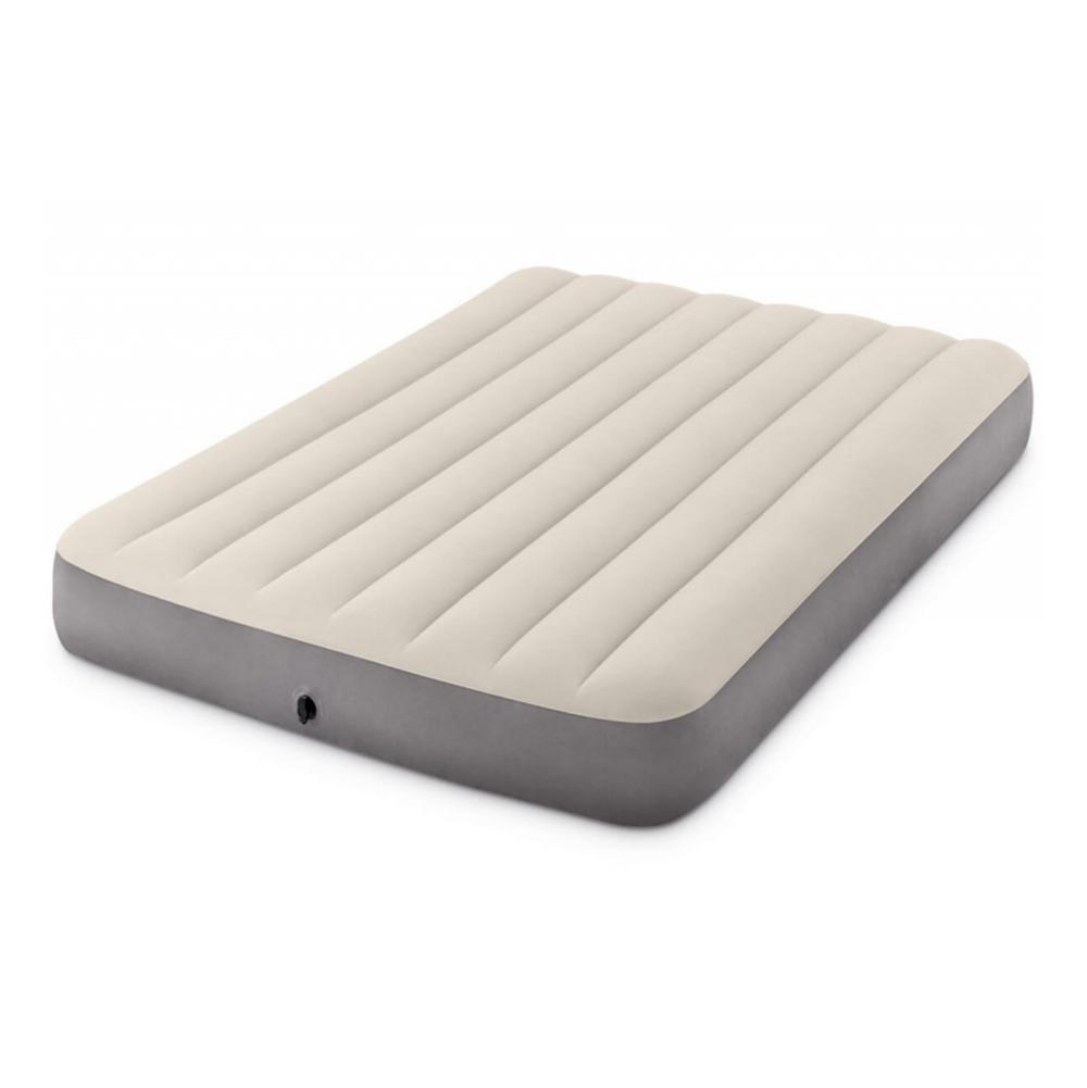 "Кровать надувная, 137х191х25 см, INTEX ""Делюкс фул"", 64708"