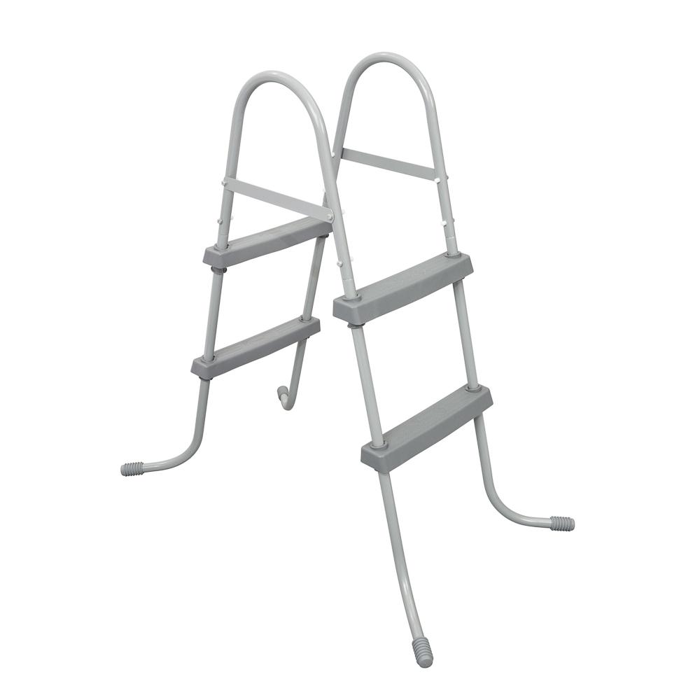 Лестница для бассейнов, 84 см, BESTWAY, 58430