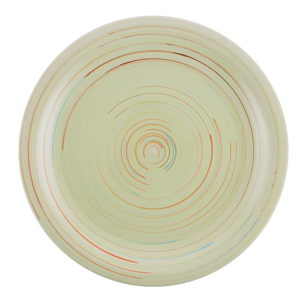 """Тарелка подстановочная d.26,5 см, керамика, """"Африка 5"""""""