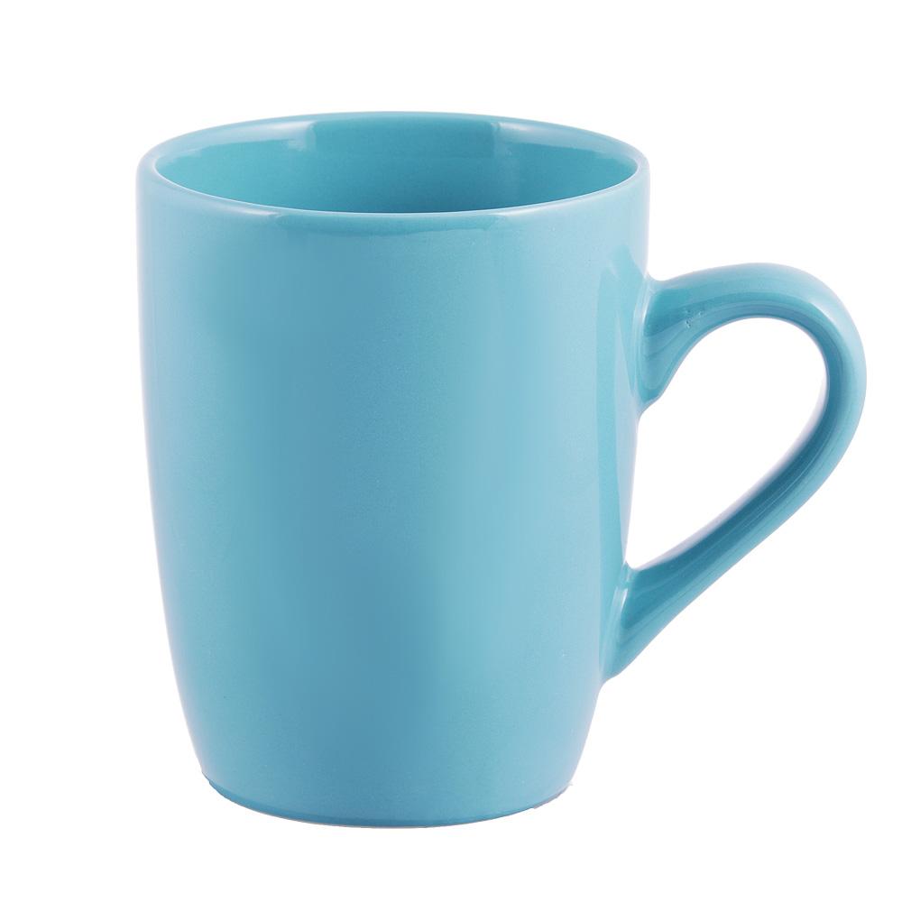 Глянец Кружка, 350мл, керамика, синий