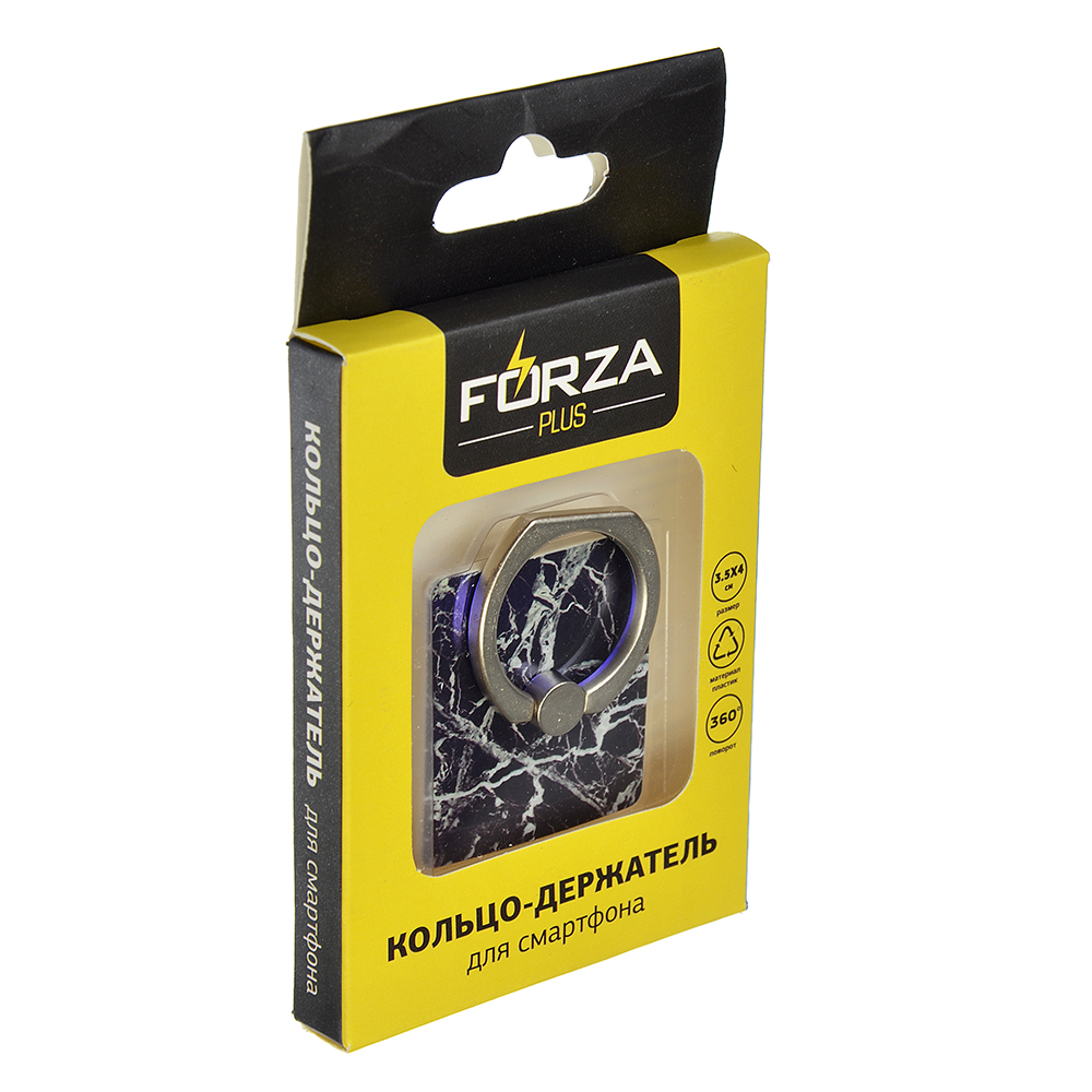 FORZA Наклейка-кольцо для мобильного телефона, пластик