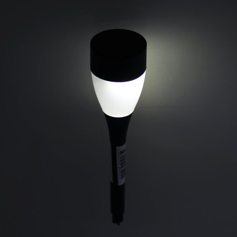 INBLOOM Фонарь садовый на солн. батарее 1х1 1.2V 2/3ААА 100MAH, пластик, 4,5x25,5см