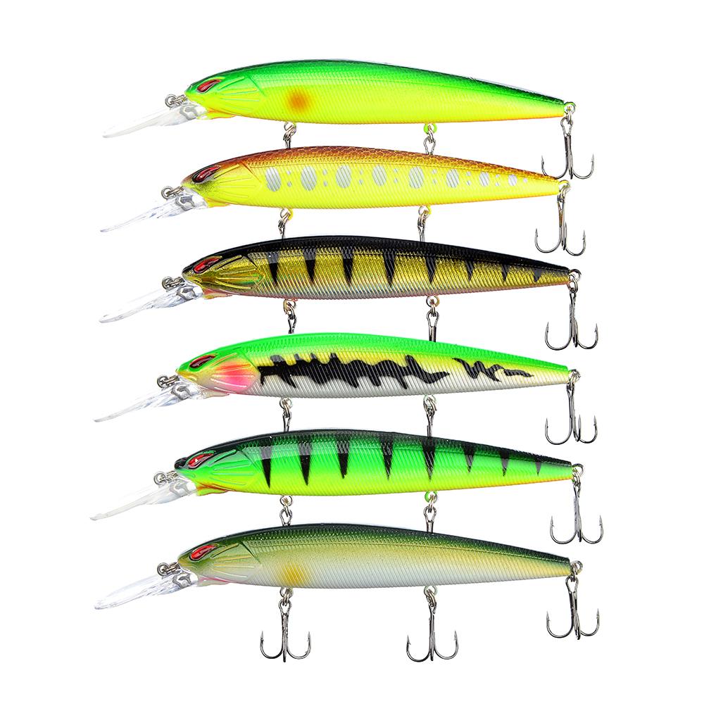 "Воблер AZOR FISHING ""Самурай Дип"", 18, 2 гр., 14, 3 см, 0, 5-1, 5м , 6 цветов"