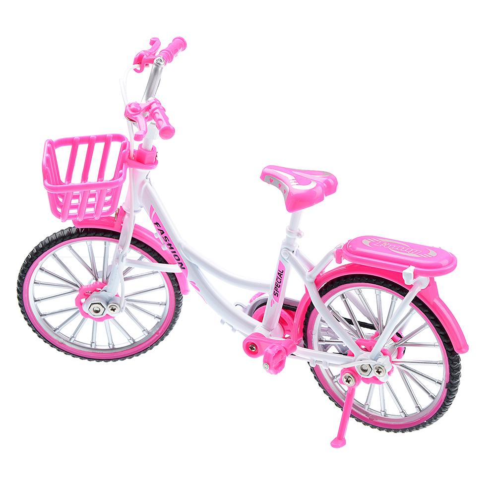 ИГРОЛЕНД Велосипед сборный, металл, 18х13х7см, 2 дизайна