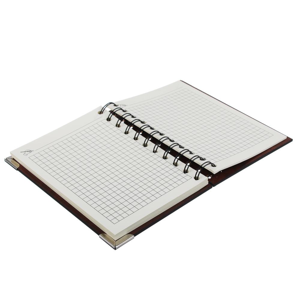 Записная книжка 94 листа в клетку, 2 дизайна