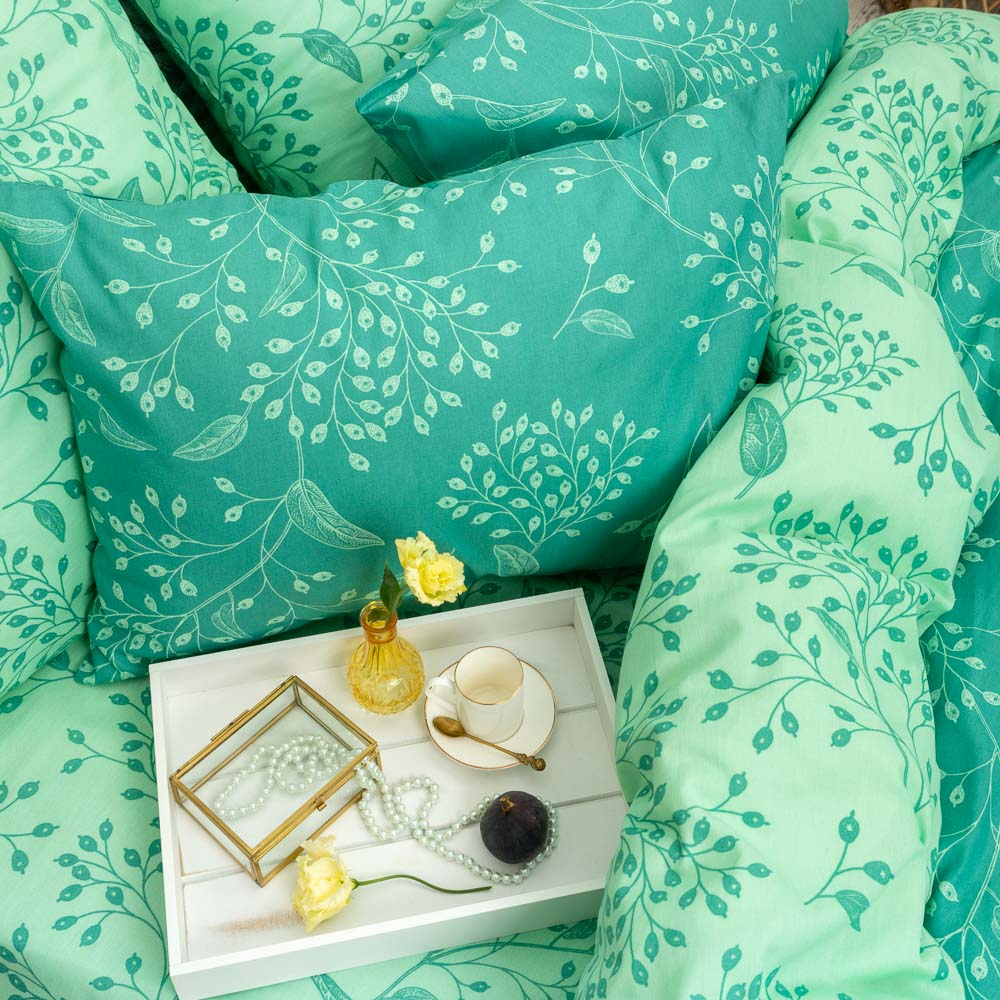 Комплект постельного белья 1,5 спальный PROVANCE бязь 125 гр/м, 100% хлопок