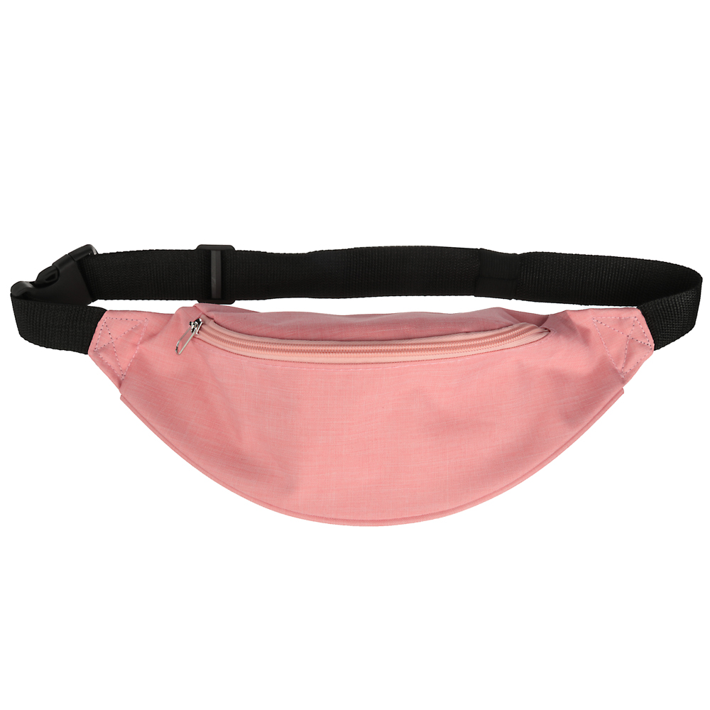 PAVO Сумка поясная молодежная, полиэстер, пластик, 35х12см, 6 цветов