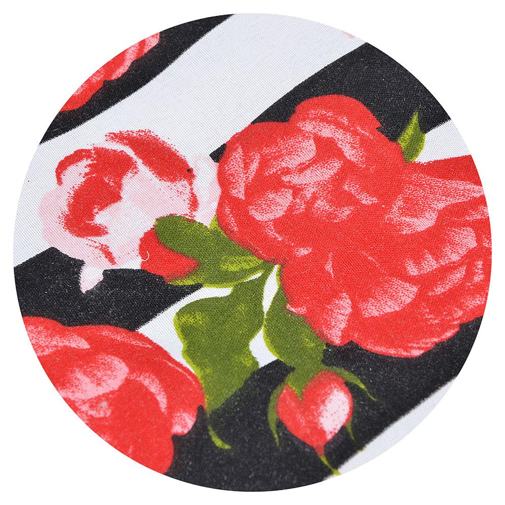 Розы Прихватка, полиэстер, 17х17см, GC