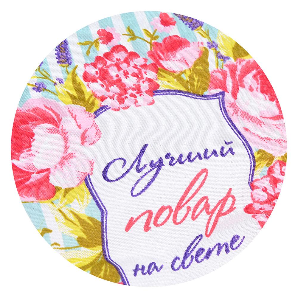 Цветочное настроение Прихватка-варежка, полиэстер, 27см, GC