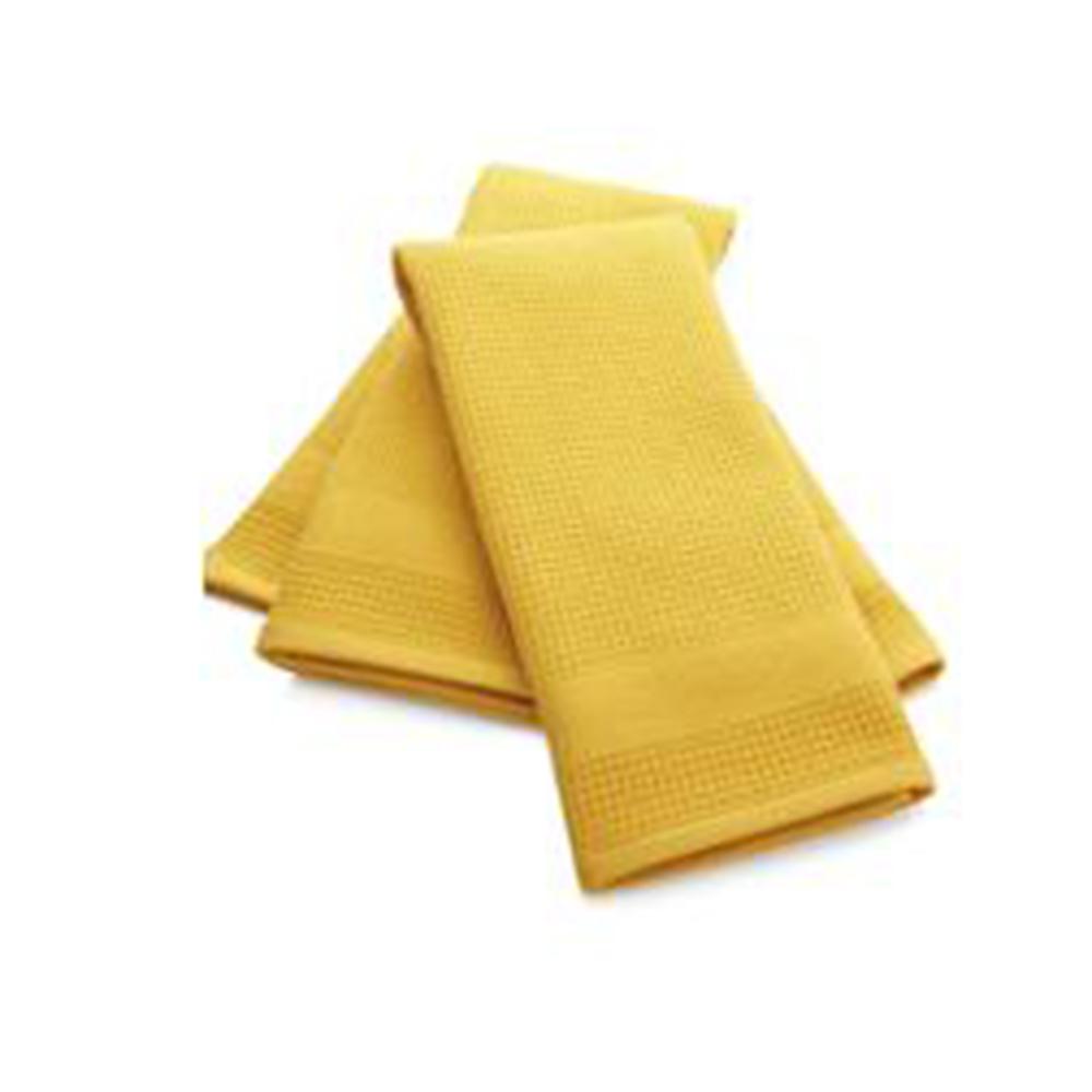 Полотенце для кухни вафельное 30х50см ПГ-11084