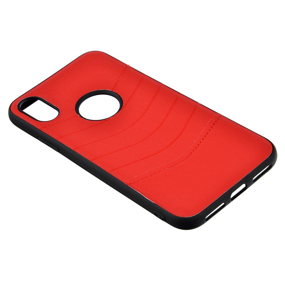 Чехол для смартфона ТПУ+ПУ, 3 модели, 2 цвета, МС19-1