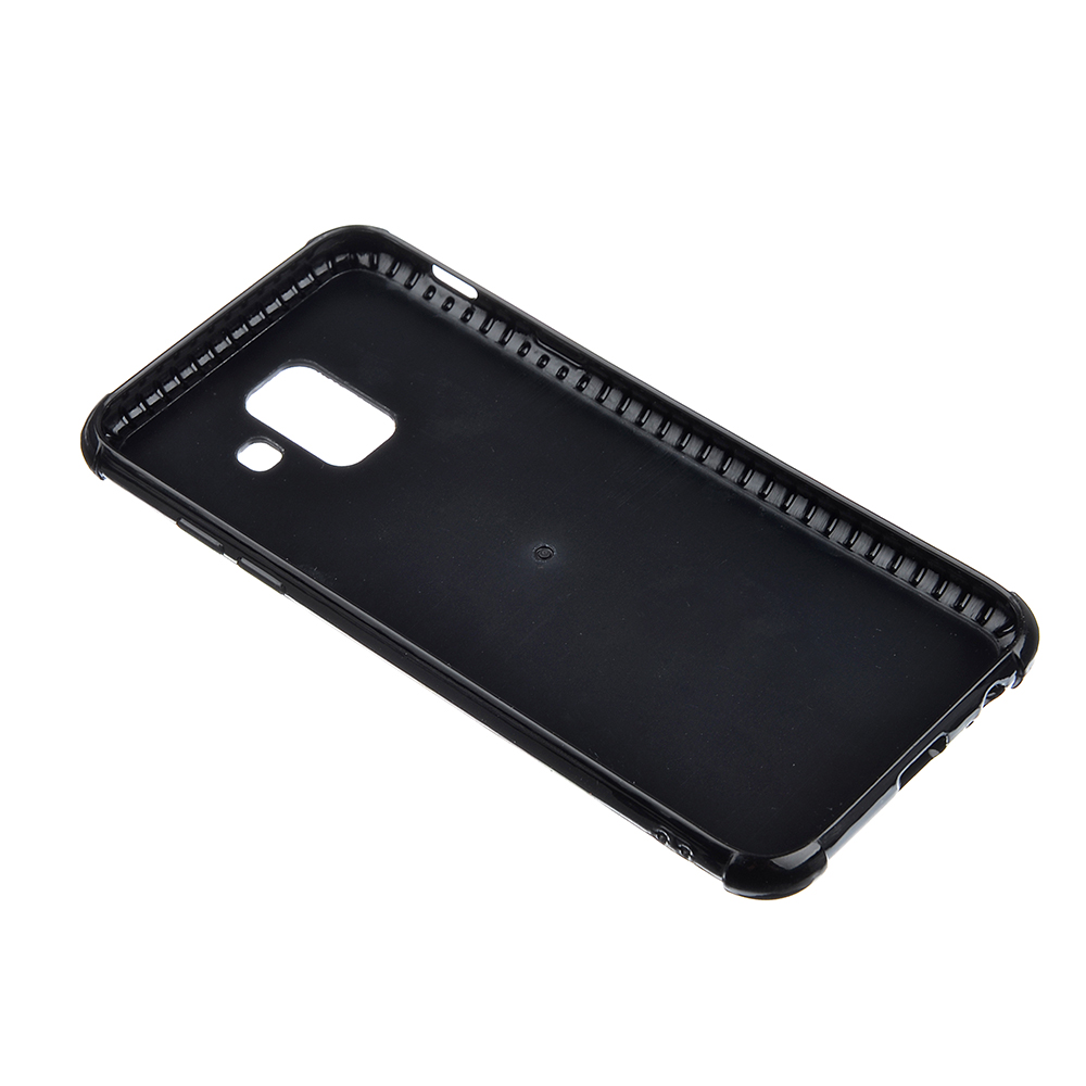 Чехол для смартфона с защитными уголками ТПУ+ПК, 3 модели, 2 дизайна, МС19-7