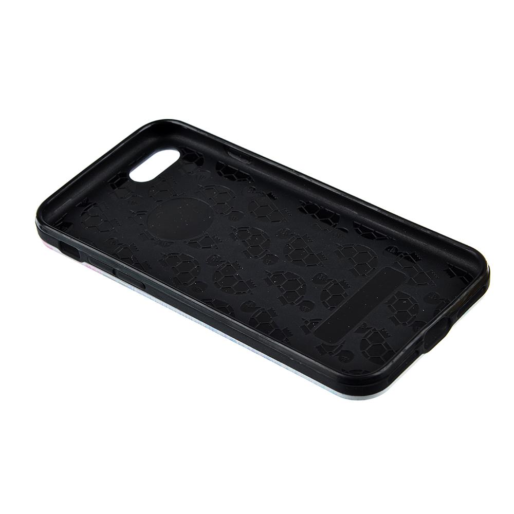 Чехол для смартфона ТПУ с эффектом голографии, 3 модели, 2 дизайна, МС19-8