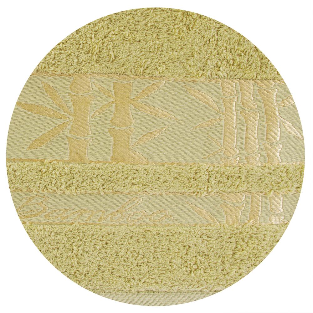 "Полотенце махровое, 100% хлопок, 50х80см, 450гр/м, ""Бамбук"", 6 цветов"
