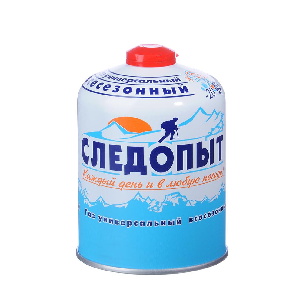 Газ для газовых плит СЛЕДОПЫТ 450мл