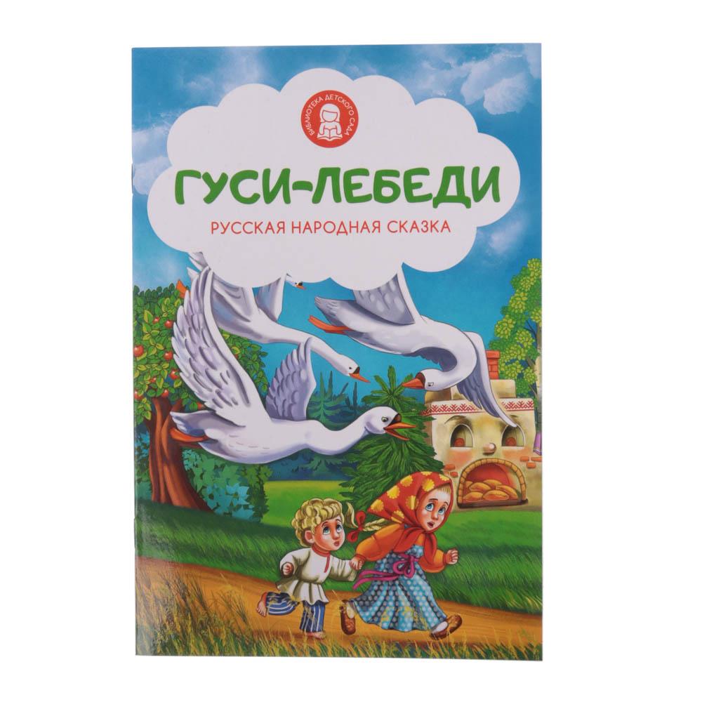 ХОББИХИТ Книга Библиотека детского сада, бумага, картон, 14стр., 16х24см, 16-20 дизайнов