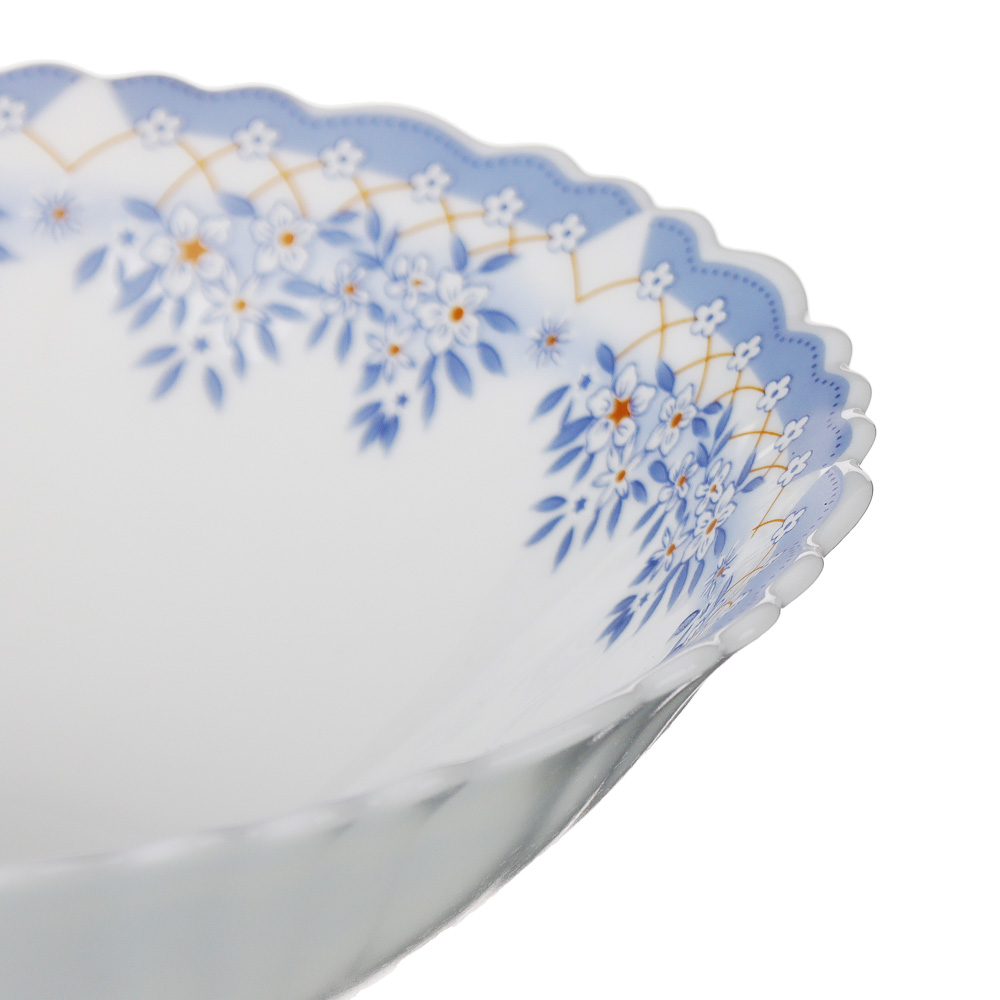"""Салатник d. 19 см, опаловое стекло, MILLIMI """"Аполлон 2"""""""