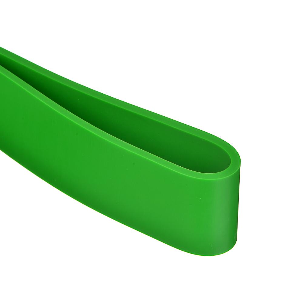 SILAPRO Силовая эластичная лента для фитнеса 208х0,45х4,5см, латекс, 45 кг