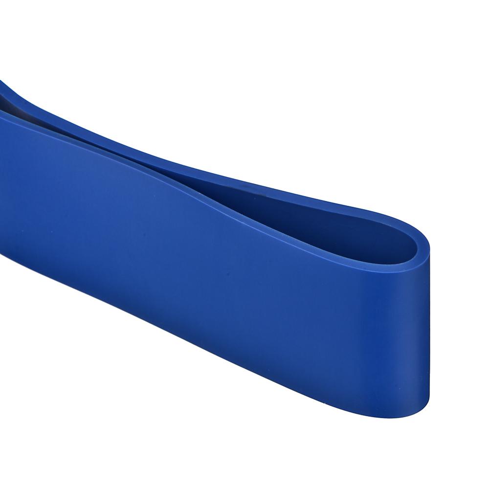 SILAPRO Силовая эластичная лента для фитнеса 208х0,45х6,4см, латекс, 60 кг