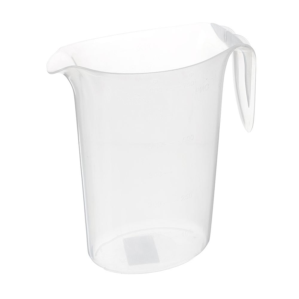 Кружка мерная пластик 1,0 л