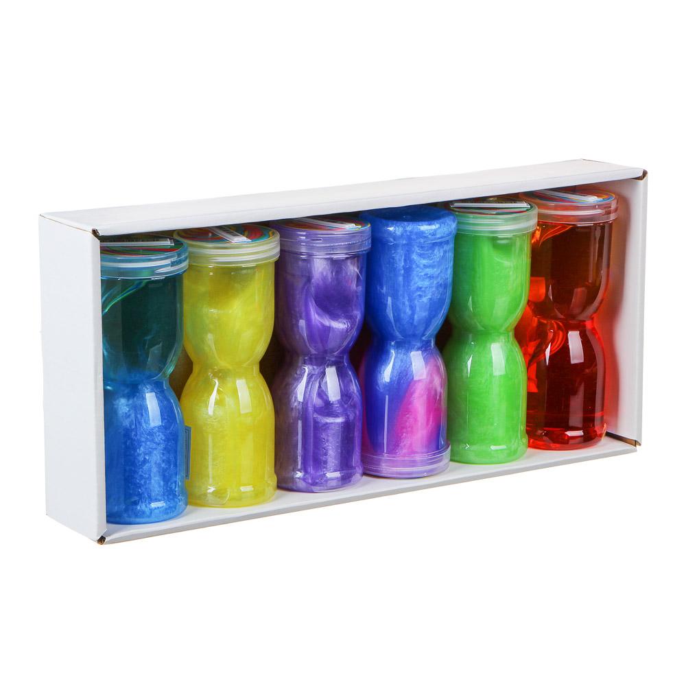 LASTIKS Слайм с ароматом, 19х5,5см, полимер, 6-8 цветов