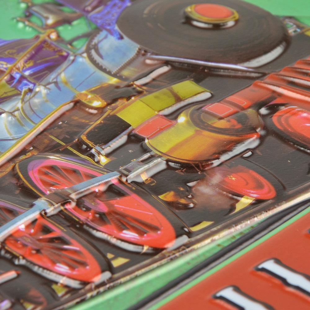 LADECOR Наклейка декоративная интерьерная, 3D эффект, 4 дизайна, 30,5х41