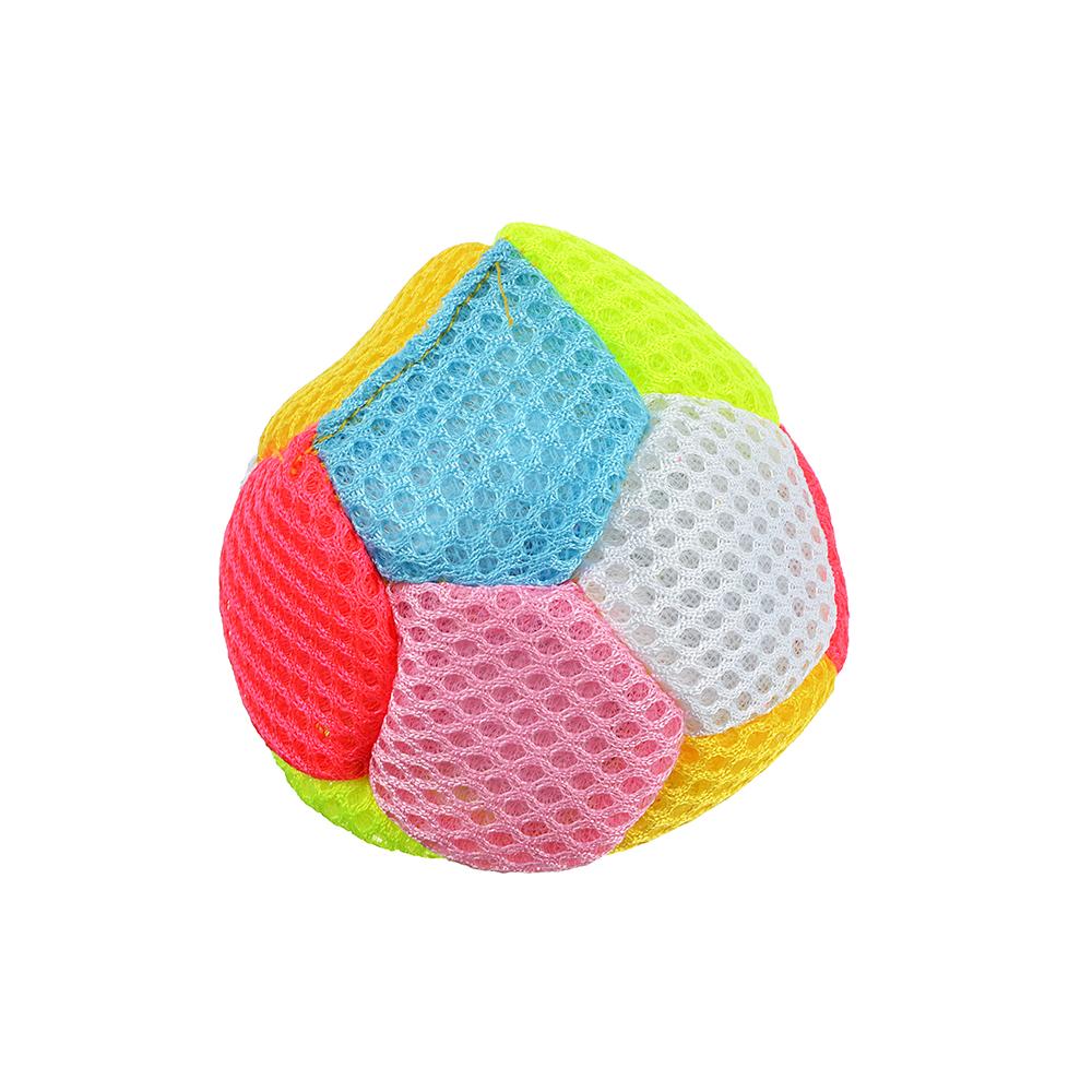 SILAPRO Антистресс мяч, d=7,5см, ПВХ, ПЭТ, полиэстер