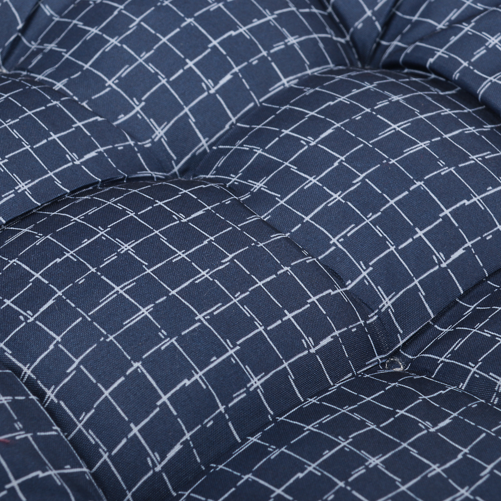 "Подушка на стул PROVANCE ""Уют"", 40x40см, полиэстер, 4 дизайна"