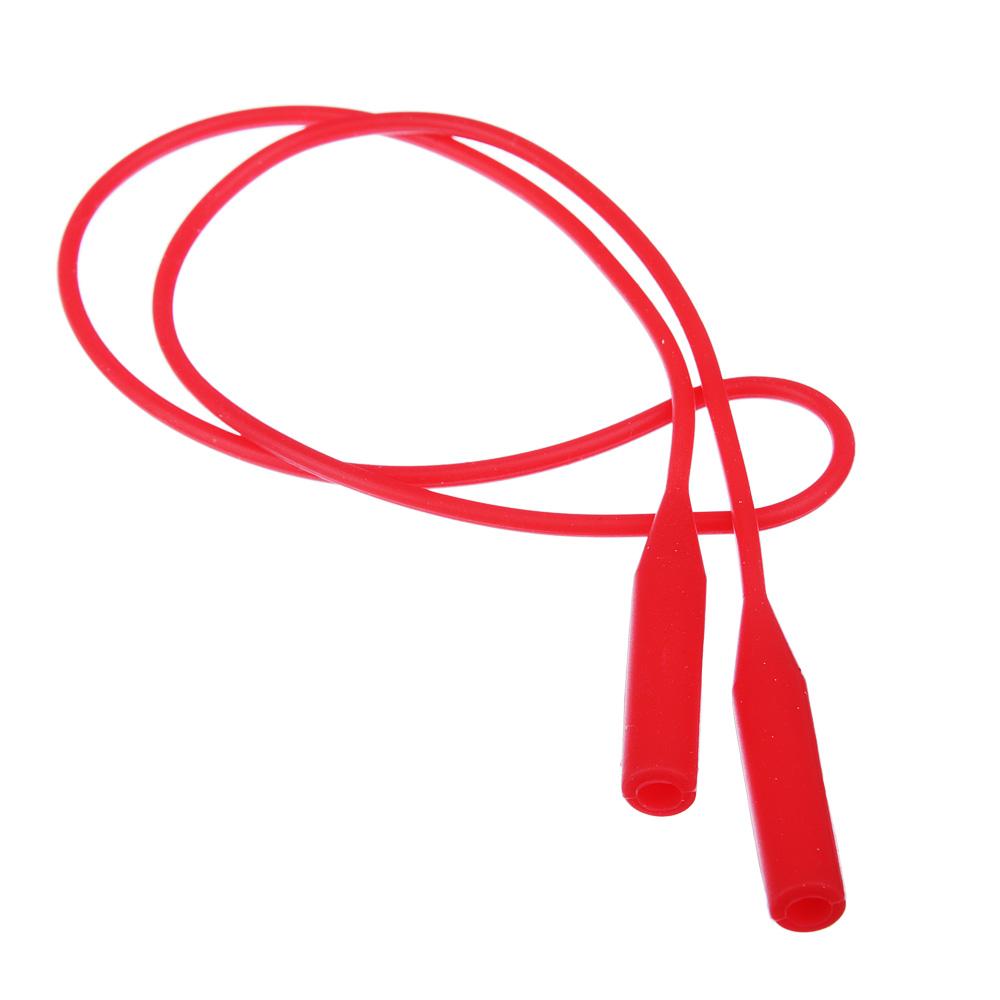 Шнурок для очков, силикон, дл. 52-54см,5-6 цветов