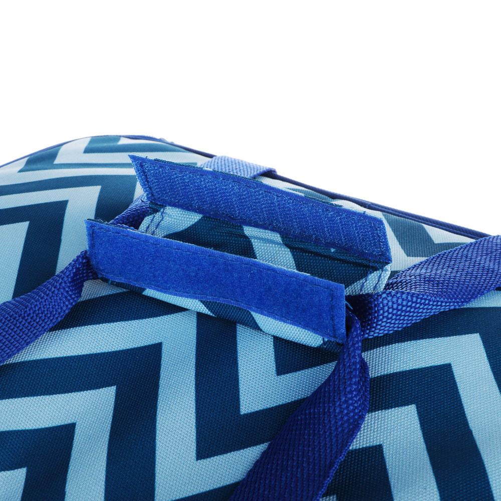 Термосумка, 34л, 600D, оксфорд, пенополиэтилен, ПЕВА, 36х25,5х37см, 4 цвета