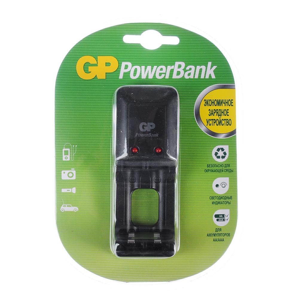 Устройство зарядное GP R03/R6x1/2 (160mA),PB330GS,180696