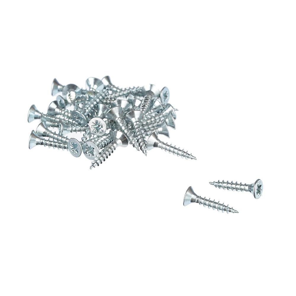 ЕРМАК Саморез ШУц 3,0х16 с потайной головкой, сталь, 35 шт