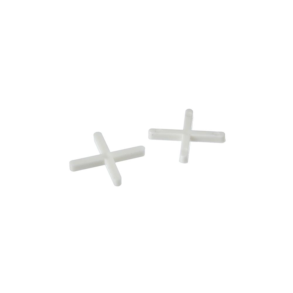 ЕРМАК Крестик для плитки 2,5 мм, пластик,100 шт