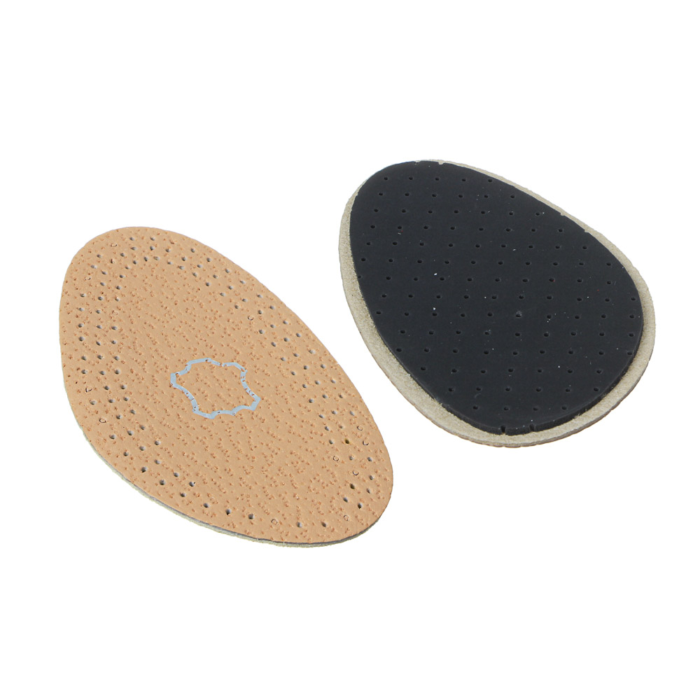 Полустельки для обуви из натуральной кожи, латекс пара, р-р. 35-36, 37-38, 39-40, 41-42