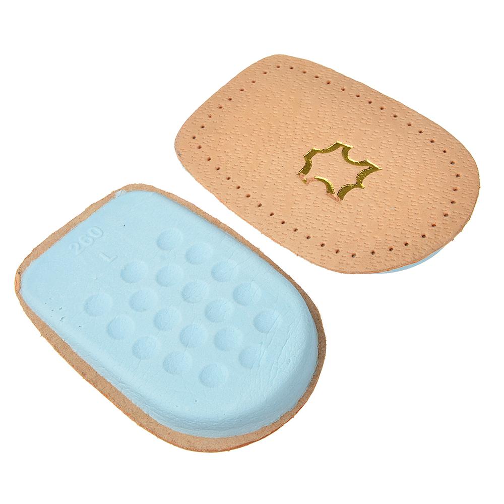 Подпяточники для обуви из натуральной кожи, латекс пара, р-р. 35-37, 38-40, 41-43, 44-46