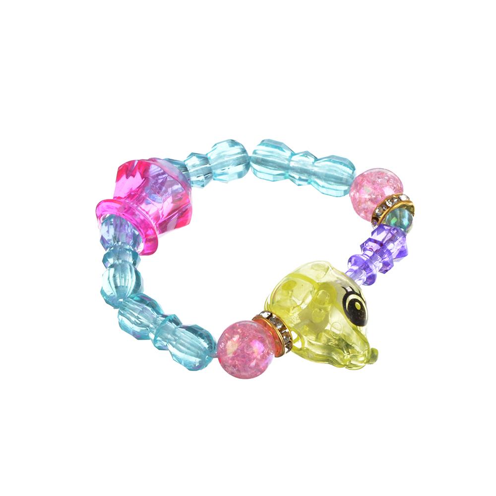 Фигурка трансформирующаяся в браслет, пластик, 11,5х17,5х3см, 5-8 дизайнов