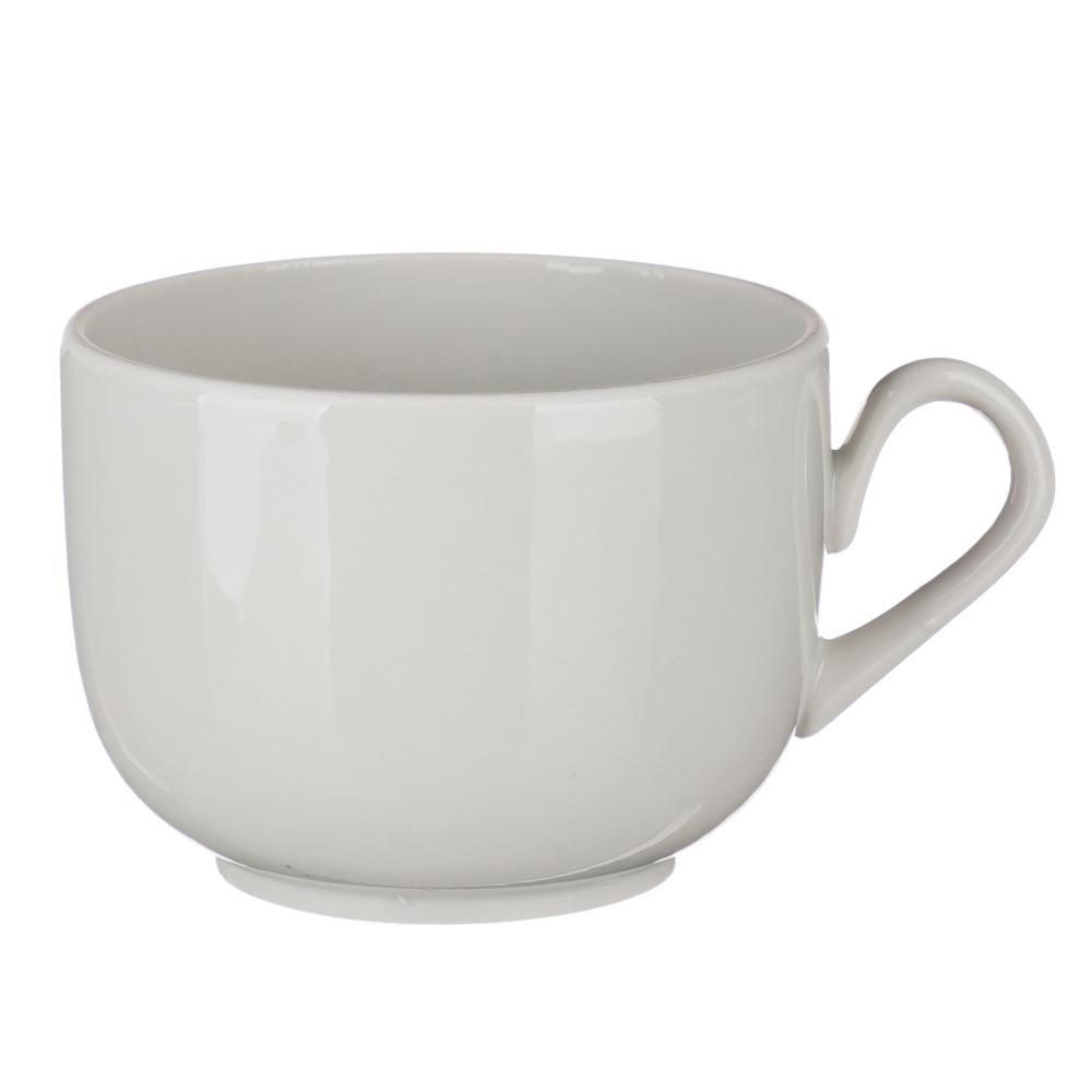 """Чашка 300 мл, фарфор, """"Август"""""""