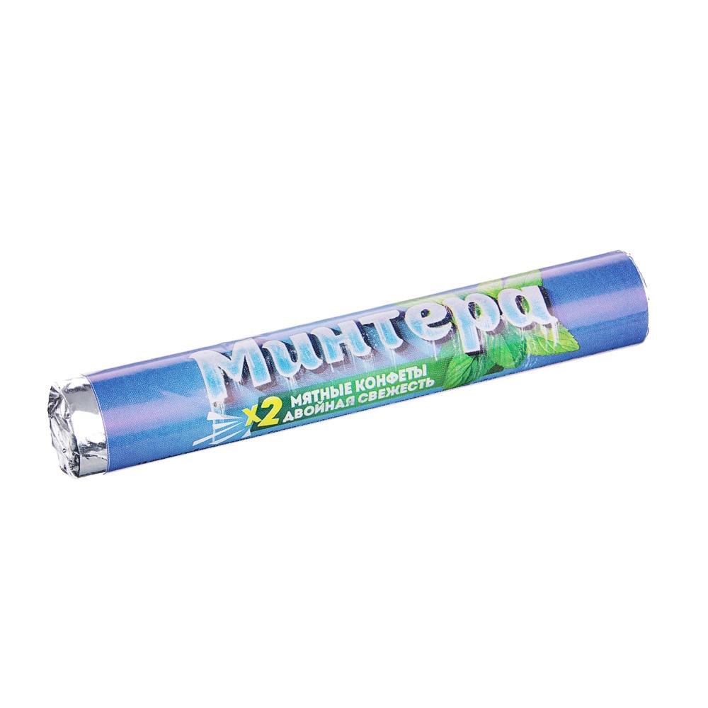 """Конфета жевательная """"Минтера"""" двойная свежесть, 2,9 гр."""