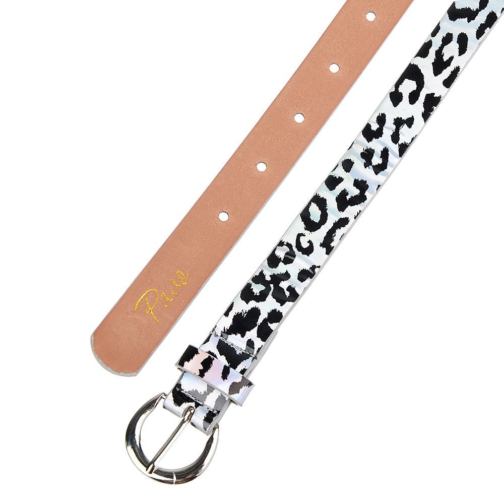 PAVO Ремень для девочек, ПУ, сплав, длина 70/80см, ширина 2,2см, 2 дизайна, РД19-2