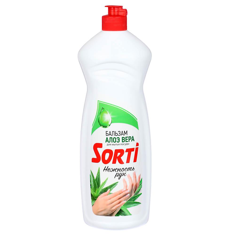 Жидкость для мытья посуды Sorti в ассортименте, 900 мл, арт.1097-3/1103-3/1101-3