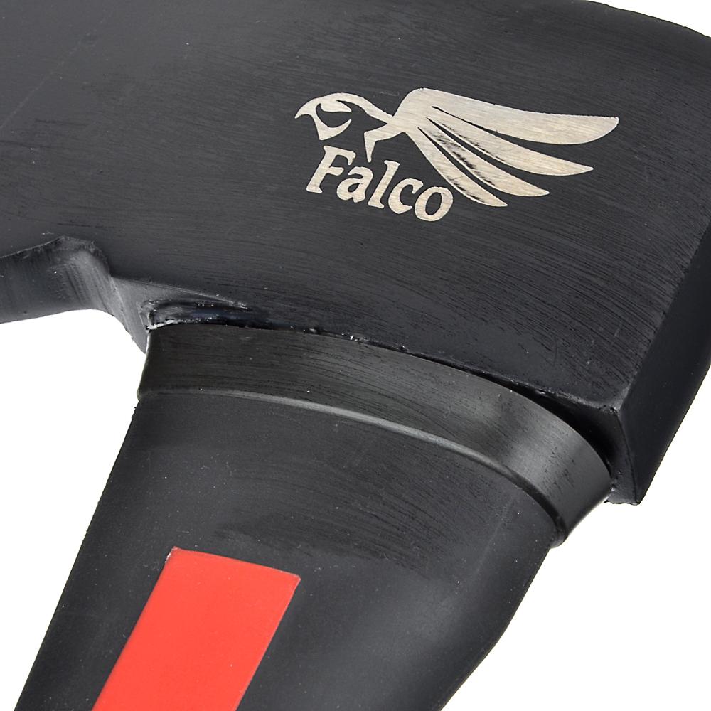 FALCO Топор Standard с обрезиненной фибергласовой рукояткой, 1000 г
