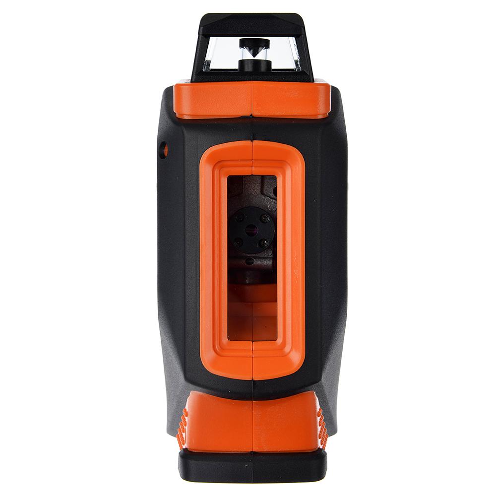 ЕРМАК Уровень лазерный, 20 м,± 0,3мм/1 м, горизонт. и верт.плоскости, 360 град, 635 нм, резьба 1/4