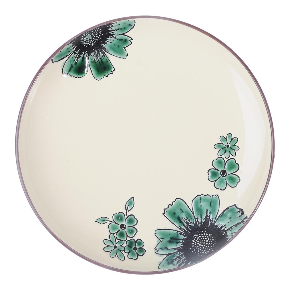 """Тарелка десертная d.20,5 см, керамика, MILLIMI """"Для нее"""""""