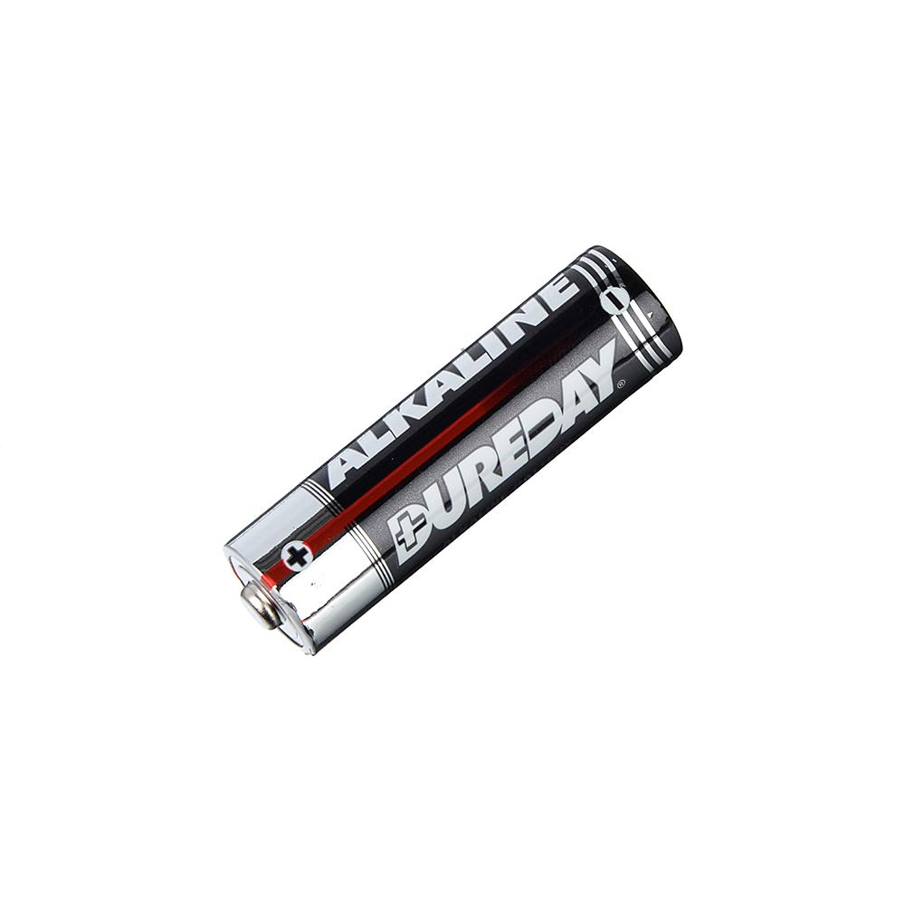 Батарейки Dureday Classic 4 шт, щелочная, тип AA(LR6), 1,5В