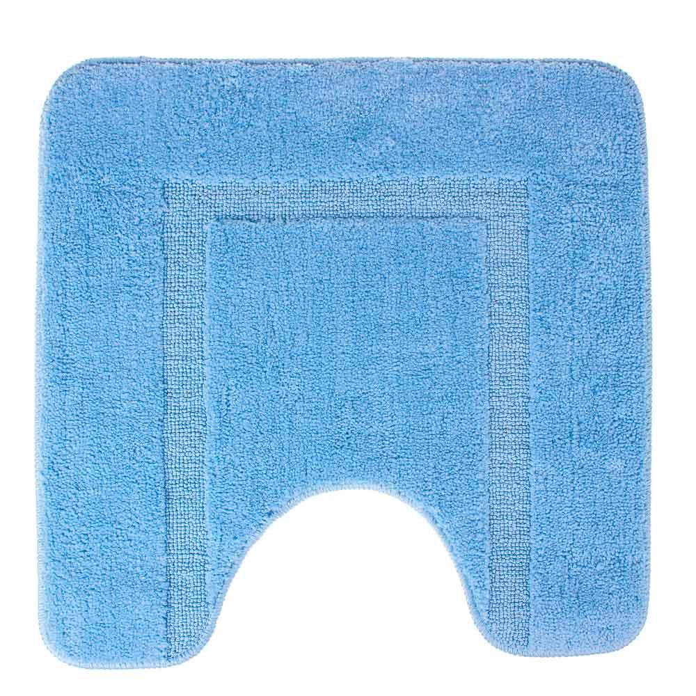 VETTA Коврик для туалета, 50х50см, микрофибра, 2 цвета