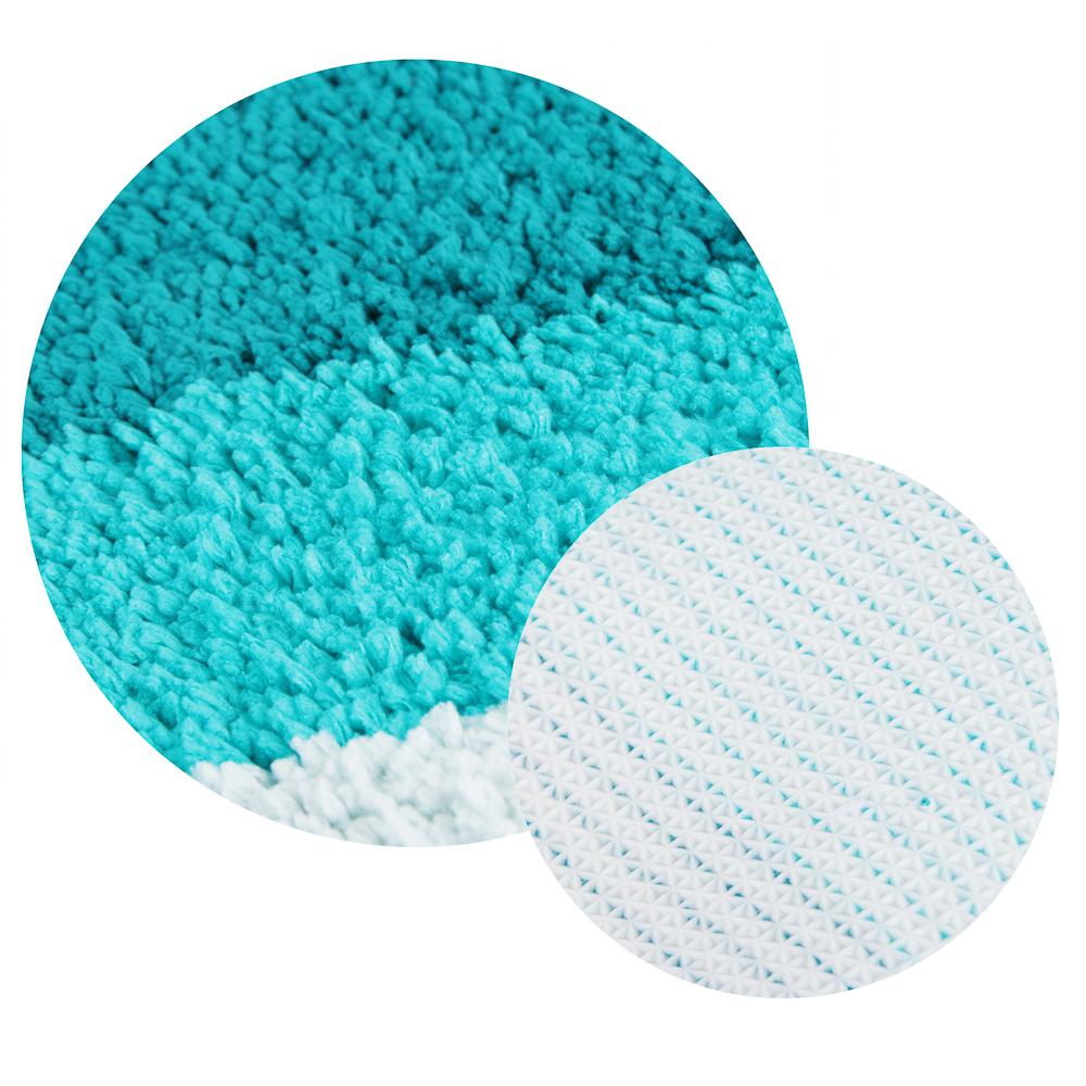 """VETTA Набор ковров для ванной """"Полоска"""", 50х75см + 40х50см, микрофибра, 2 дизайна"""