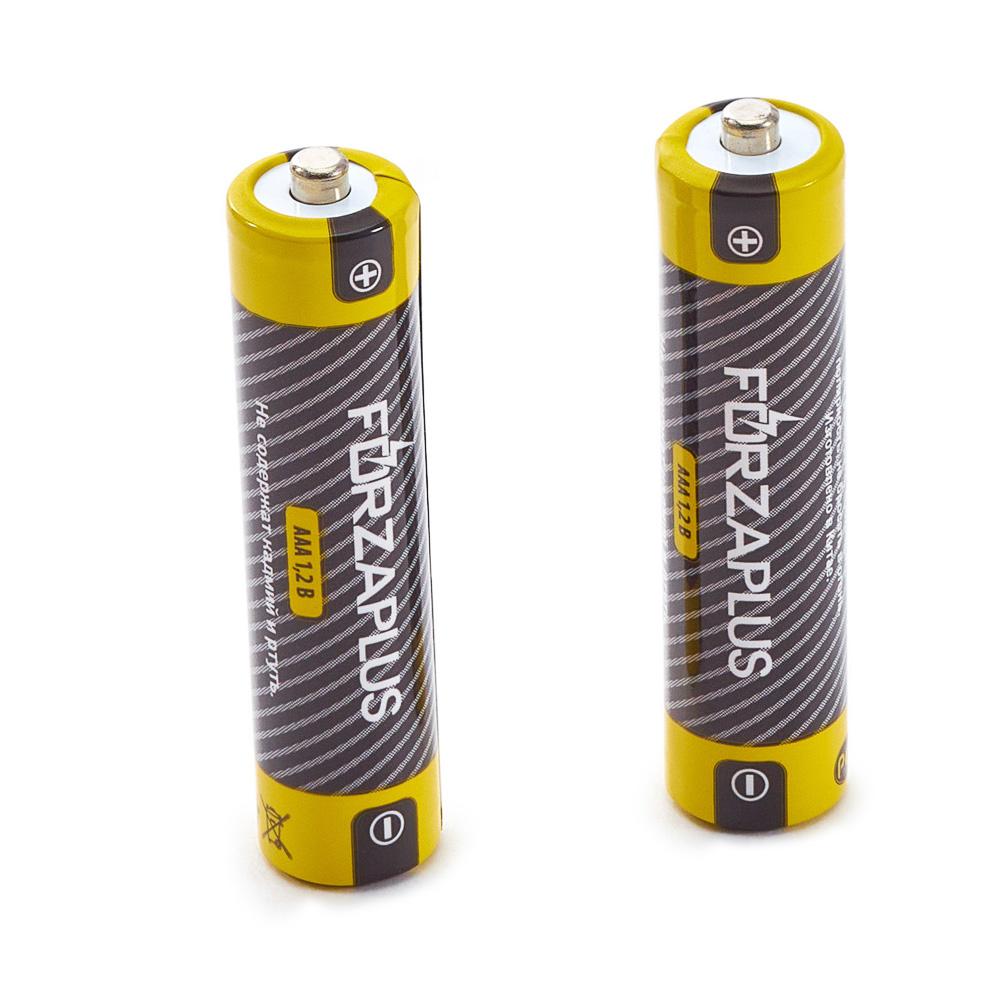 Forza Аккумулятор Ni-Mh 600mAh AAА 2шт в блистере 1,2В