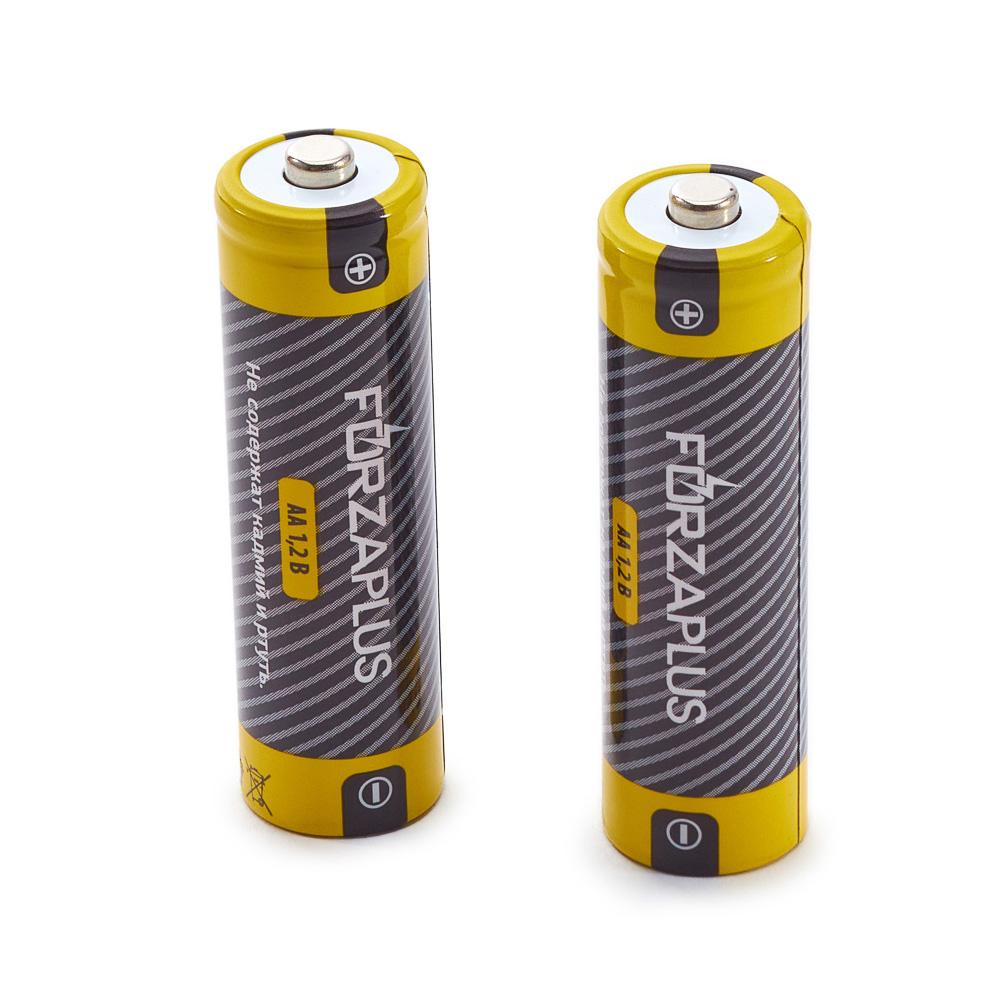 Forza Аккумулятор Ni-Mh 800mAh AA 2шт в блистере 1,2В