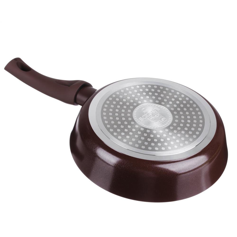 Сковорода литая d. 20 см SATOSHI Ла Мери, антипригарное покрытие, индукция