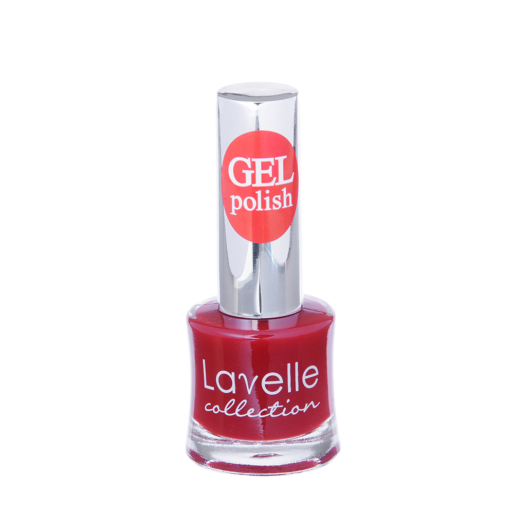 Лак для ногтей GEL POLISH Lavelle Collection, 10 мл, 6 цветов